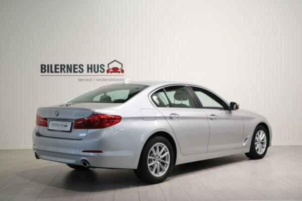 BMW 520d 2,0 aut. - billede 1