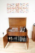 New Fashion Superb Mid Century Record Cabinet Lp Music Storage Unit Retro Vintage 60s 70s Music