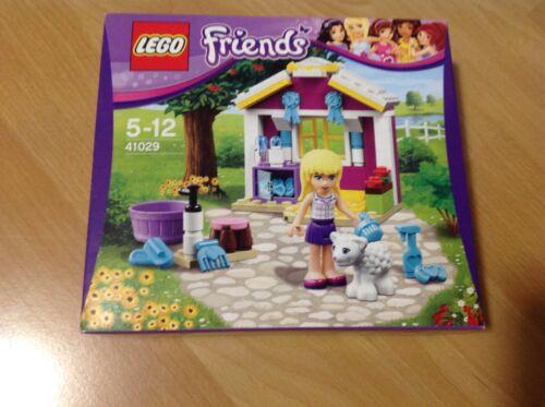 1 von 1 - LEGO Friends Stephanies kleines Lämmchen 41029 OVP Steine Tiere Geschenk