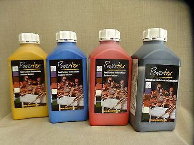 Powertex 1//2 liter Terracotta Textile Hardener