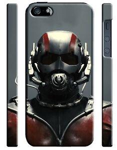 Iphone-4s-5-5s-5c-6-6S-7-Plus-Hard-Cover-Case-Ant-Man-Hero-Comics-Marvel-Kids
