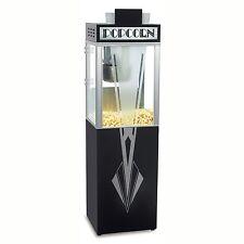 New Art Deco 6 Oz Popcorn Popper Machine And Pedestal Base By Gold Medal