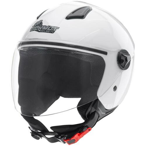 Germot GM 196 Jet Helm Roller Motorrad Stadt Visier Belüftung Chopper Komfort