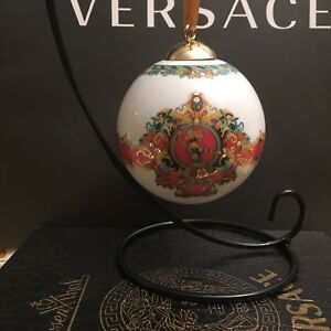VERSACE-KING-SUN-CHRISTMAS-BALL-CHRISTMAS-LE-ROI-BEST-GIFT-SALE-NEW-in-box