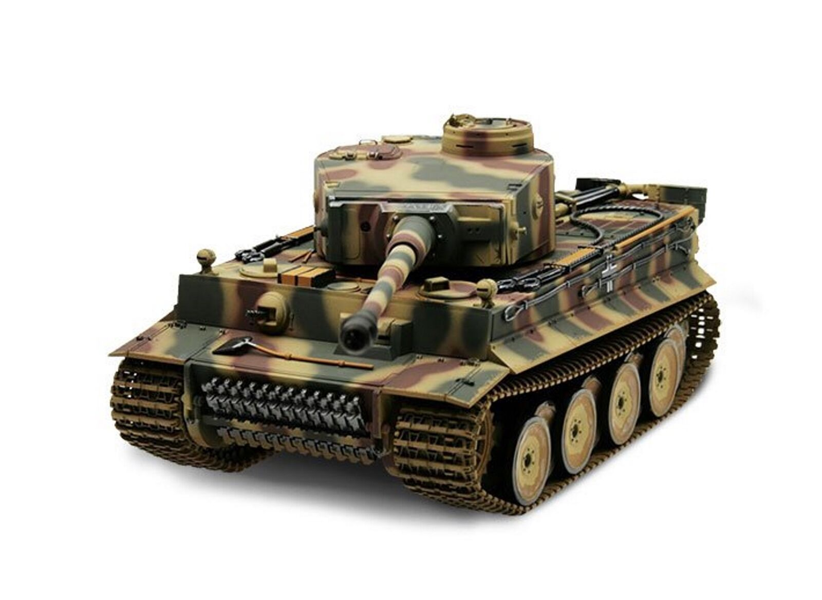 Torro 1 16 Rc Tiger I Early Execution Ir with Metallunterwanne 1112405222