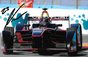 Nick Heidfeld SIGNED  Formula E Team Venturi 2014 - northampton, Northamptonshire, United Kingdom - Returns accepted Most purchases from business sellers are protected by the Consumer Contract Regulations 2013 which give you the right to cancel the purchase within 14 days after the day you receive the item - northampton, Northamptonshire, United Kingdom