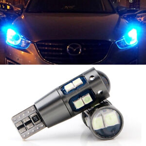 2Pcs-T10-10SMD-3030-W5W-LED-Canbus-Error-Free-Car-Side-Wedge-Light-Bulb-Ice-Blue