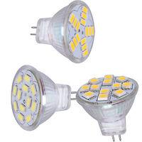 GU4 MR11 LED Leuchtmittel Glühbirne Lampe Spot Leuchte Strahler 15leds für Küche