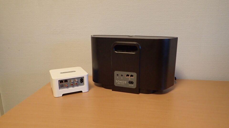 Sonos Play 5 gen 1 og Zp90