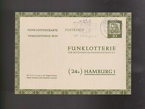 Bund-FP-8-Funklotteriekarte-echt-gebraucht
