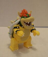 RARE! NEW SEALED MARIO K'NEX BOWSER MINIFIGURE WII NINTENDO MARIOKART VIDEO GAME