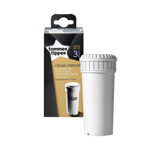 Tommee Tippee Closer to Nature Perfect Prep Replacement Filter Baby Clean Water
