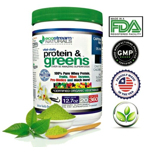 Vital-Natural-Greens-over-50-Superfood-Powder-plus-100-Whey-Protein-12-07oz