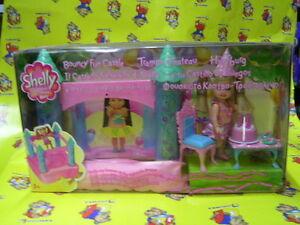 Letto A Castello Barbie.Barbie Il Castello Salterello Di Shelly Ebay