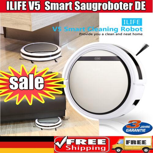 ILIFE V5S Pro Roboter Saugroboter Staubsauger sauger Autostaubsauger Reinigung