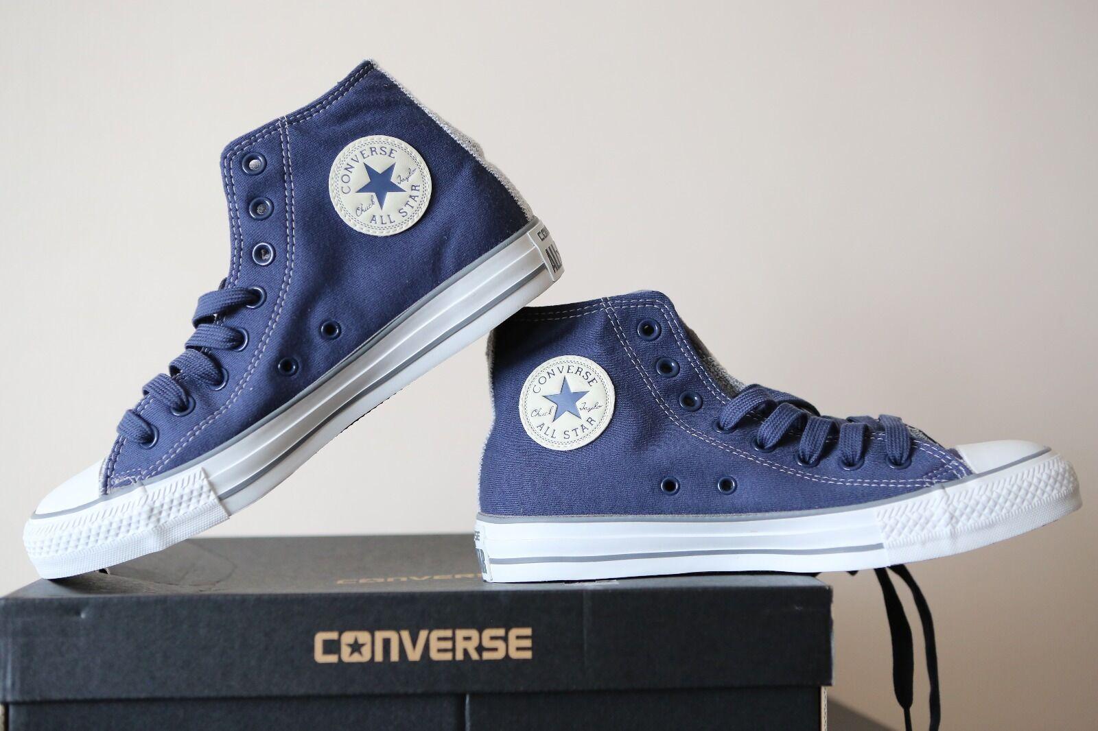 Converse Star Azul All Oscuro Hombres Zapatos  All Azul Talla cb4bec