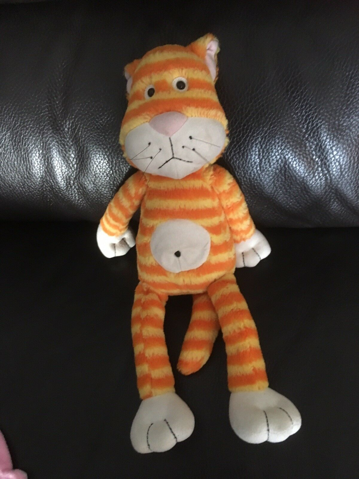 Eden Project Cat  Tiger soft toy toy toy Ginger 14