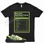thumbnail 1 - BLK-SUCCESS-FACT-T-Shirt-match-Yeezy-700-PHOSPHOR-MNVN-Semi-Frozen-Glow-YeezReel