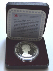 1986-CANADIAN-DOLLAR-PROOF-VANCOUVER-TRAIN-500-SILVER-COIN-WITH-BOX-amp-CoA