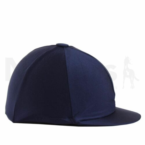 HY lycra soie couverture chapeau Équitation-Jockey couvrir