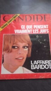 Brigitte-Bardot-Revista-Candide-034-DE-Bardot-034-N-346-1967