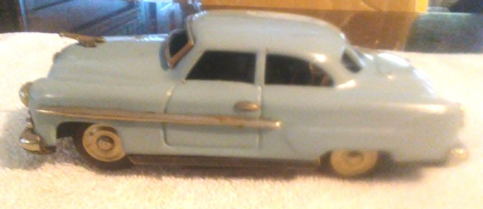 Battery Operated Rare Old Cadillac Sedan Worre Condition 7 lungo 1952 Giappone