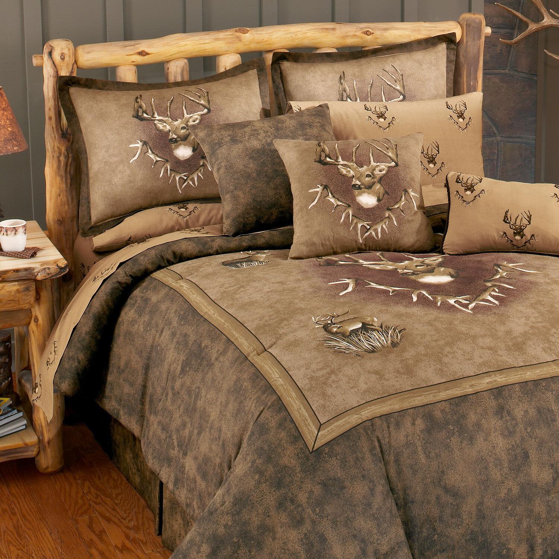 Weißtail Ridge Comforter Set with Sheet Option FREE SHIPPING
