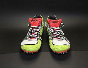 Zapatillas verde de blanco neón Turbo tamaño para Asics Ghost 2 deporte rojo 8 hombre rrwxa