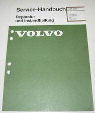 Werkstatthandbuch Elektrik Volvo Elektrische Schaltpläne 260 Stand Mai 1978