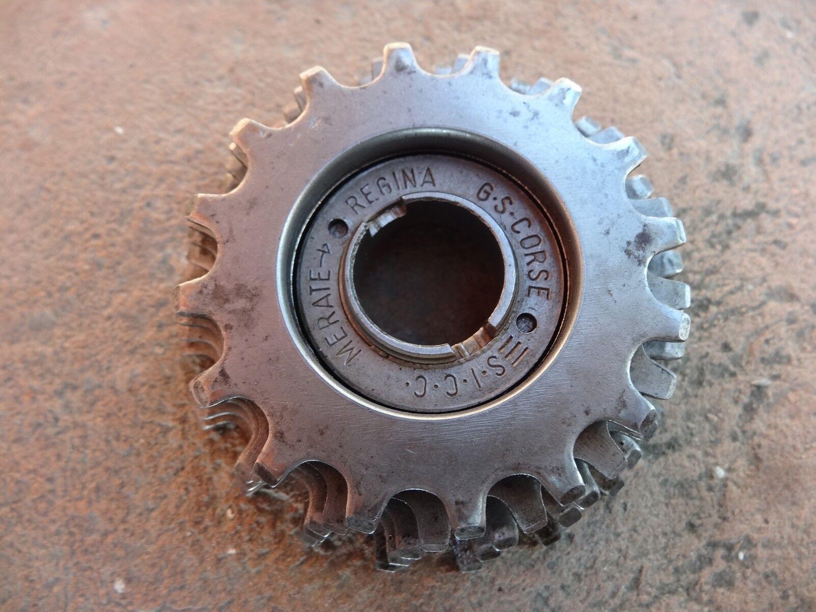 Vintage Regina G.S. Corse freewheel,cassette  5 speed 16 20 L'Eroica  shop now