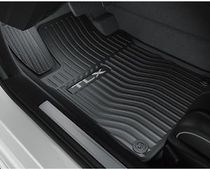 Genuine OEM Acura TLX AWD All Season Floor Mat Set PTZ - Acura tl floor mats 2018