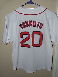 79703b22f ... Image is loading Majestic-MLB-Boston-Red-Sox-Kevin-Youkilis Boston Red  Sox 20 ...