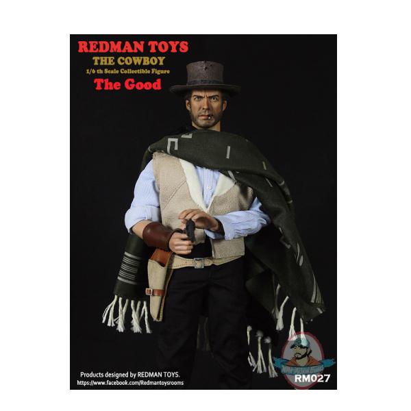 16 Redman Juguetes la buena Vaquero G RM-027 Acción Figura En Stock