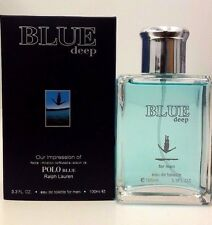 BLUE DEEP Toilette 3.3 oz - Our Impression of POLO BLUE by PREFERRED FRAGRANCE