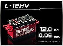 Power-HD Digital HV servo l-12hv 40,0x20,0x26,4 mm - 9,0kg - (2114.045)
