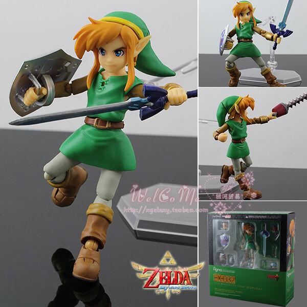 Figma Action Figure Series EX-032 LINK Between World ver - DX Edition Zelda
