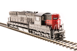 Broadway Limited HO Scale 4937 Southern Pacific SD9 Locomotive DCC Sound