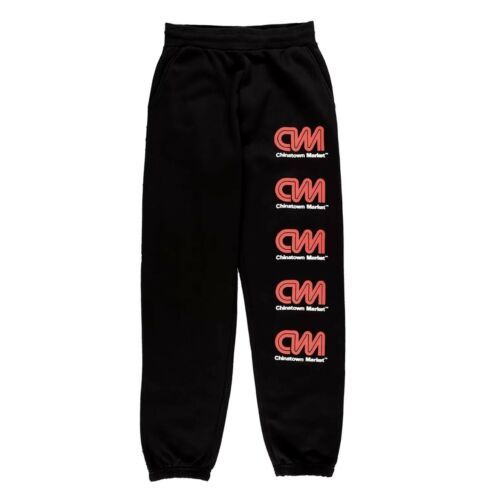 Chinatown Market CNN Men Sweatpants Size Large