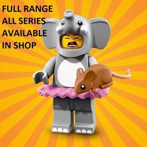 Lego unicorn guy series 18 unopened new factory sealed