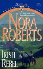 Irish Rebel by Nora Roberts (2000, Softcover)
