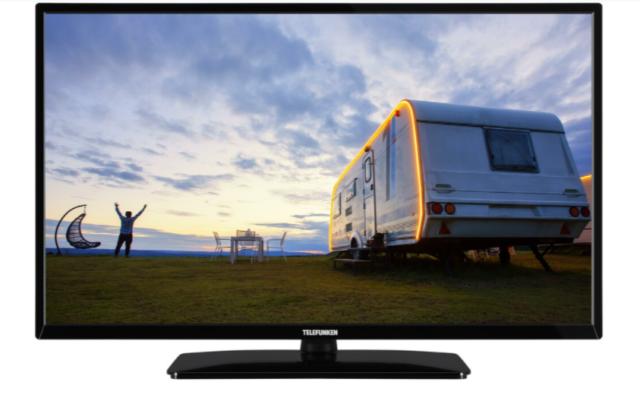 Smart TV Fernseher Telefunken LED TV 32 Zoll 80 cm mit Sprachsteuerung NEU & OVP