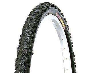 2-X-Kenda-K879-24-034-X-1-95-034-MTB-Bike-Bicycle-Wire-Bead-Black-Tyre-KT109B