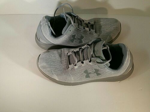 Mens Under Armour (3020193-101) Remix Gray Running