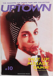 PRINCE-Magazine-UPTOWN-10-Prince-Speaks-Interviewography-Totally-MINT