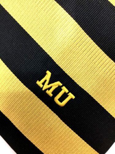 New Missouri University Tigers Men/'s NeckTie Suit Casual Silk School College Tie