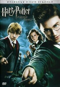 Harry Potter e l'ordine della fenice - DVD DL006070