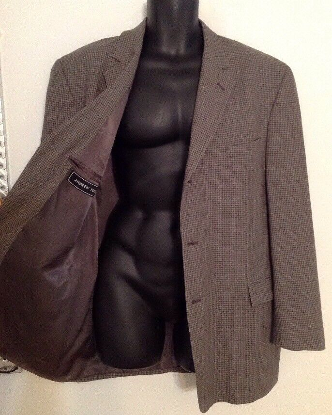 Men's 46R Andrew Fezza Blazer