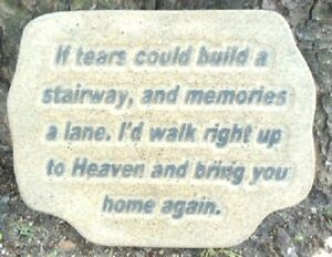 If-tears-plastic-mold-memorial-concrete-plaster-mold-mould