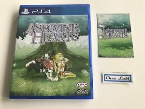Asdivine-Hearts-Limited-Run-Games-Sony-PlayStation-PS4-Neuf-Sous-Blister