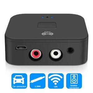 B11-NFC-Bluetooth-Empfanger-Transmitter-Wireless-TV-Video-AUX-Receiver-Adapter